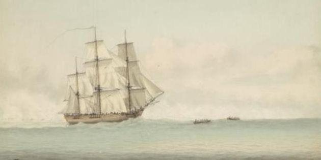 L'épave du légendaire HMS Endeavour de James Cook aurait été retrouvée au large de