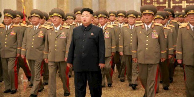 Kim Jong-Un ordonne à son armée de se tenir prête au combat contre la Corée du