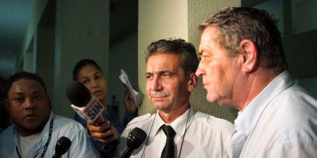 La République dominicaine va demander l'arrestation des pilotes de l'affaire