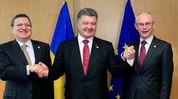 L'UE signe l'accord d'association avec l'Ukraine, la Géorgie et la