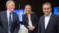Les 5 phrases (assassines) qui résument le débat Le Pen / Bertrand /