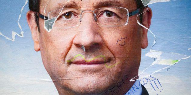 Quatre ans de François Hollande à l'Elysée: la photographie du chômage