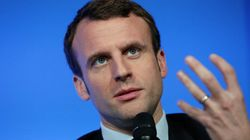 Macron menace de