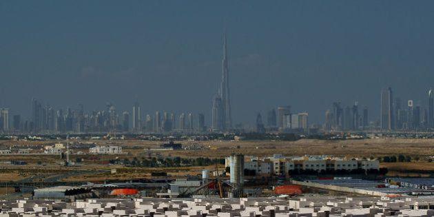 Les Émirats arabes unis voudraient construire une montagne artificielle pour faire