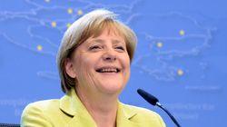 Angela Merkel veut lutter contre le FN, Marine Le Pen
