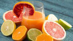 Jus de fruits au restaurant : un marché de