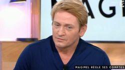 Magimel gêné face à Lapix et ses questions sur la drogue et