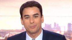 Ce présentateur de France 2 a fait un petit lapsus