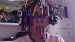 Cette bataille de stylos est allée beaucoup trop