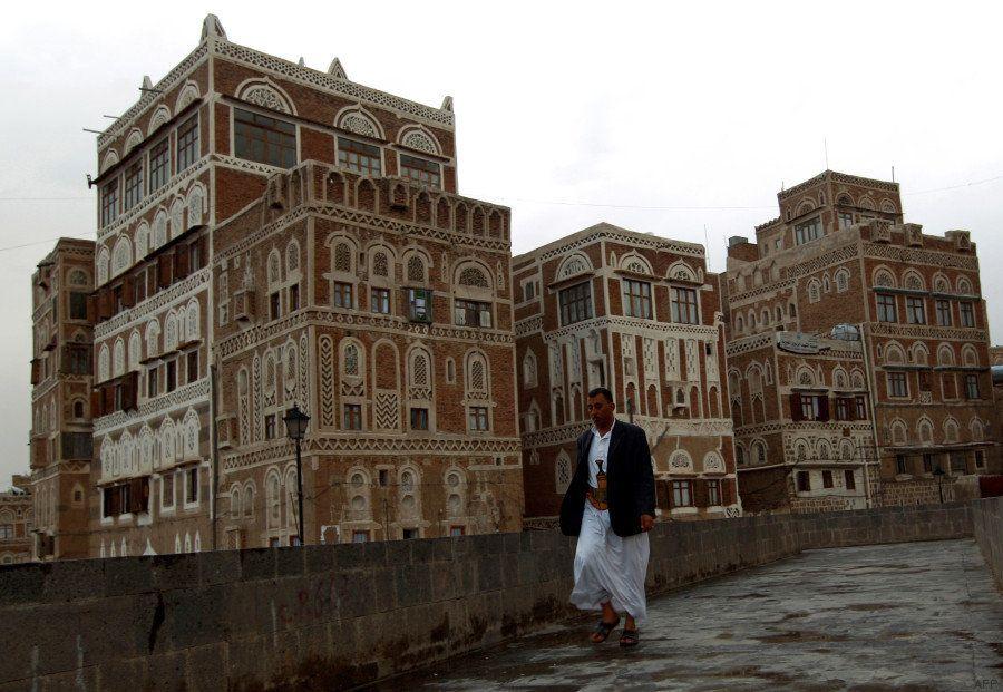 PHOTOS. Guerre au Yémen: le vieux Sanaa comme vous ne le verrez jamais