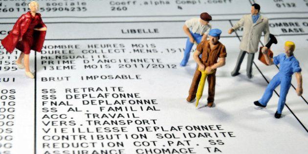 François Hollande: le prélèvement des impôts à la source sera engagé dès 2016 et
