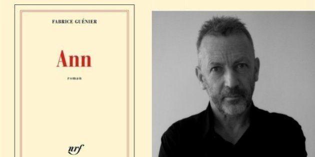 La liste des finalistes pour le prix Renaudot a été dévoilée avec Fabrice Guénier, l'auteur dont personne...