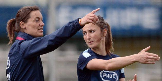 Corinne Diacre nommée entraîneur du Clermont Foot en Ligue