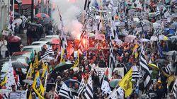 De Nantes à Strasbourg, la réforme territoriale mobilise les