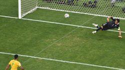 L'équation du penalty: un peu de physique et beaucoup de