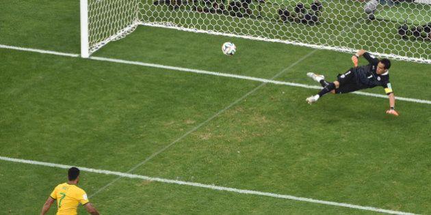 Coupe du monde: l'équation du penalty, un peu de physique et beaucoup de