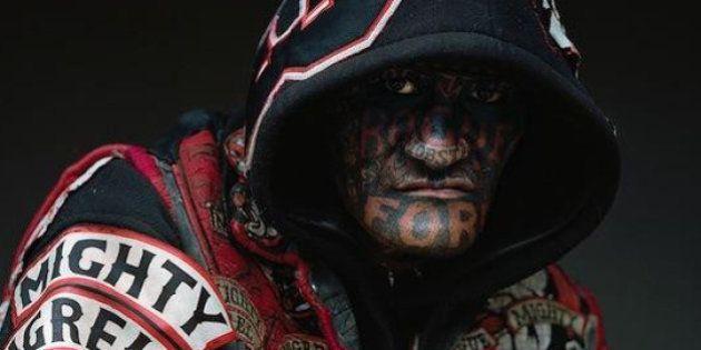 PHOTOS. Des membres d'un gang de Nouvelle-Zélande sous l'objectif de Jono