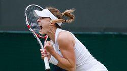 Wimbledon: Alizé Cornet sort Serena