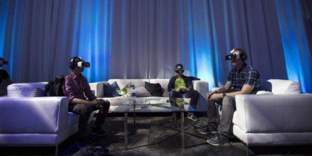 Les (gros) problèmes de réalité virtuelle au coeur des discussions de la Paris Games Week
