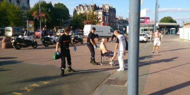 Arras: deux personnes blessées dans une fusillade à bord d'un train Thalys, un homme