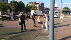 Arras: trois blessés dans une fusillade à bord d'un train, le tireur