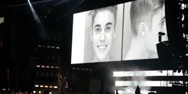 VIDÉO. En concert avec Beyonce, Jay-Z fait insulter Justin Bieber sur