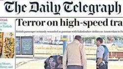 L'attaque dans le Thalys vue par la presse