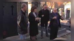 Quand Siné choisissait sa tombe au cimetière de Montmartre, bien avant sa