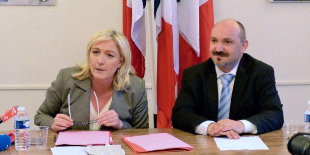 Le secrétaire départemental FN dans le Var, Frédéric Boccaletti, juge les migrants