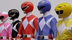 Les Power Rangers version 2017 délaissent le lycra pour des costumes beaucoup plus