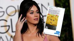 Les parents qui se mettent à Snapchat? Même Katy Perry a ce