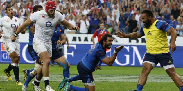 France-Angleterre: les Bleus s'imposent 25-20 en match de préparation à la Coupe du