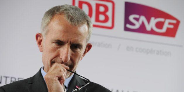 Attaque du Thalys: Guillaume Pépy évoque des mesures de sécurité renforcée dans les