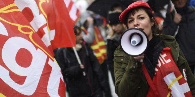 Nouvel appel à la grève le 12 mai 2016 contre la loi