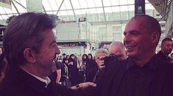 Mélenchon et Varoufakis se rencontrent et évoquent un
