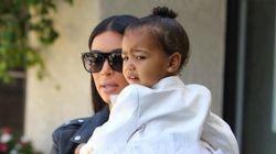 Quand Kim Kardashian s'extasie devant des photos volées de sa