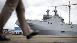 400 marins russes débarquent à