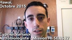 Enfermé pour simuler la vie martienne : mon journal de bord