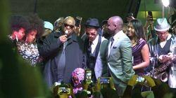 Stevie Wonder réunit des milliers de personnes en hommage à