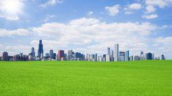 La ville de demain sera-t-elle verte? Architectures, ville et réchauffement