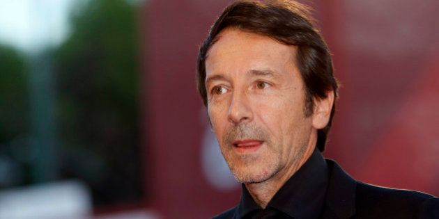 French actor Jean-Hugues Anglade arrives for the premiere of the film ' Persecution ' at the 66th edition...