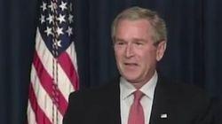 VIDÉO - Mais qu'ont donc les Bush contre la