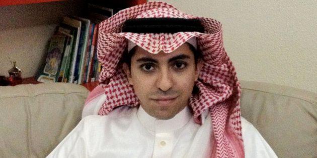 A nouveau menacé de flagellation, Raef Badaoui reçoit le Prix