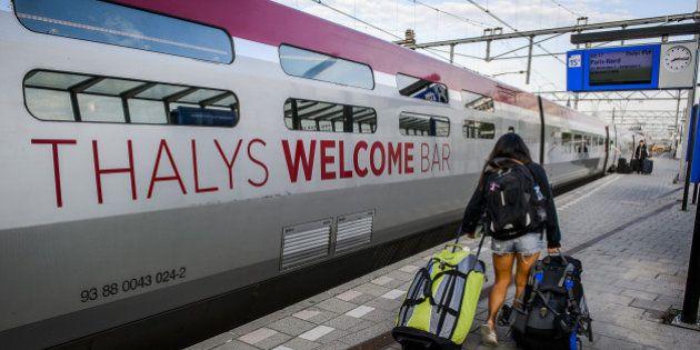 Thalys: un contrôleur qui s'est retrouvé face au tireur répond à Jean-Hugues