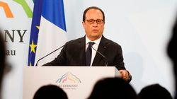 François Hollande passe les 1 million d'abonnés sur Twitter mais tâtonne