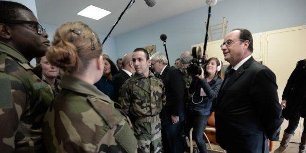 Un cadre strict pour apprendre un métier, mode d'emploi du service militaire