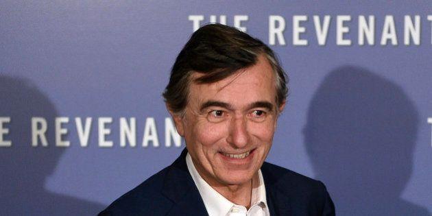 Philippe Douste-Blazy candidat au poste de directeur général de