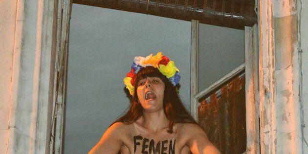 Les Femen doivent quitter leur QG de Clichy-la-Garenne, ordonne la