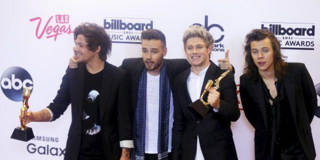 Le groupe One Direction va se séparer pour au moins un an, annonce The