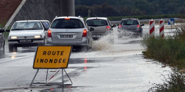 Intempéries: la vigilance orange de Météo France levée dans tous les